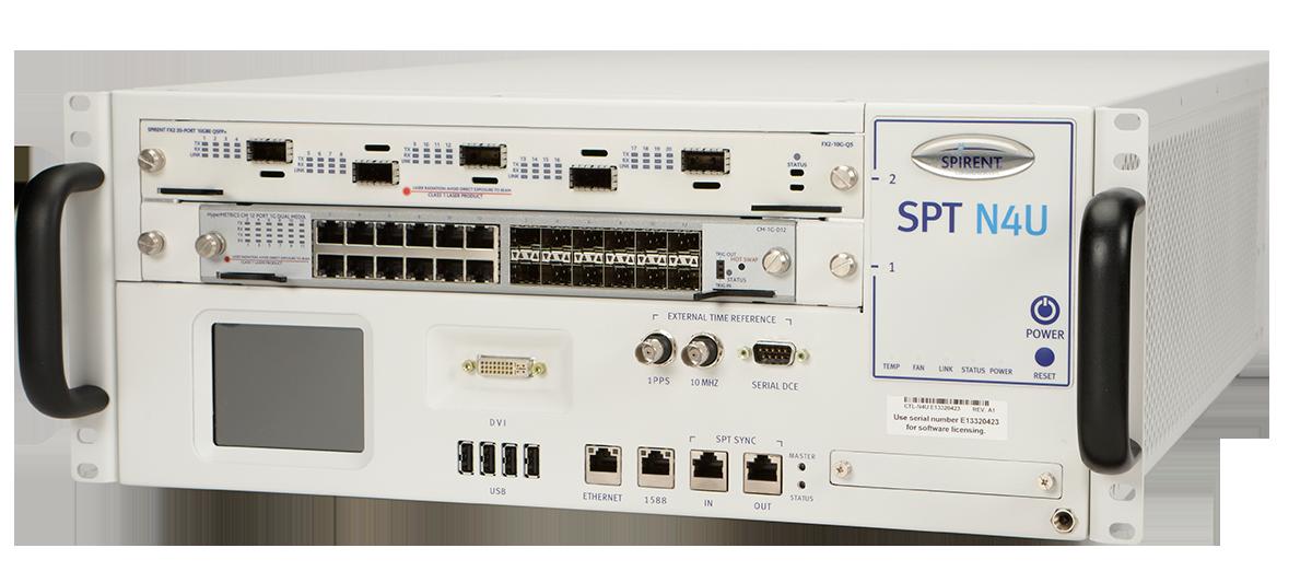 Генератор трафика SPIRENT SPT-N4U