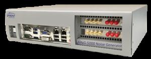 Эмулятор электромагнитных помех AING-5000 на бортовую сеть Ethernet беспилотных автомобилей